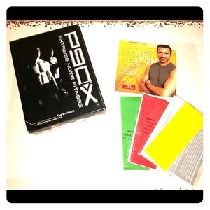 P90x workout Dvds full dvd set as pictured.